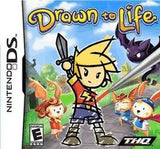 Drawn to Life Nintendo DS Game Off the Charts