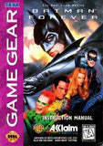 Batman Forever Game Gear Game Off the Charts