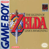 Zelda Link's Awakening Game Boy Game Off the Charts