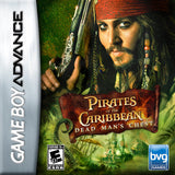 Pirates Of The Caribbean Dead Mans Chest Game Boy Advance Game Off the Charts