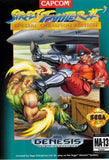 Street Fighter II Special Champion Edition Sega Genesis Game Off the Charts