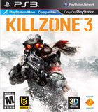 Killzone 3 Playstation 3 Game Off the Charts
