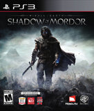 Middle Earth: Shadow of Mordor Playstation 3 Game Off the Charts