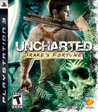 Uncharted Drakes Fortune Playstation 3 Game Off the Charts