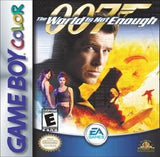 007 The World Is Not Enough Game Boy Color Game Off the Charts