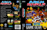 Arch Rivals Game Gear Game Off the Charts