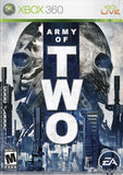 Army Of Two Xbox 360 Game Off the Charts