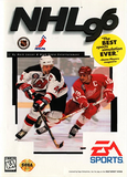 NHL '96 Sega Genesis Game Off the Charts