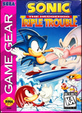 Sonic the Hedgehog Triple Trouble Game Gear Game Off the Charts