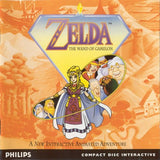 Zelda: The Wand of Gamelon CD-i Game Off the Charts