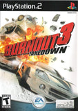 BurnOut 3 Xbox 360 Game Off the Charts