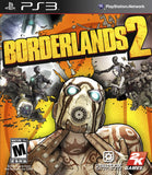 Borderlands 2 Playstation 3 Game Off the Charts