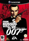 007: From Russia With Love Nintendo Gamecube Game Off the Charts