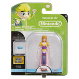 "World of Nintendo Princess Zelda Action Figure, 4"" Toys Toys Off the Charts"