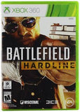 Battlefield Hardline Xbox 360 Game Off the Charts