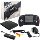 RetroDuo Portable RDP SNES and NES handheld console Super Nintendo Console Off the Charts