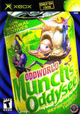 Oddworld Munchs Oddysee Xbox Game Off the Charts