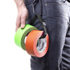 orange fluorescent gaffer tape