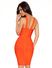 Wow Bandage Dress - waist trainer, dress - waist trainer, swancoast.com ann chery,