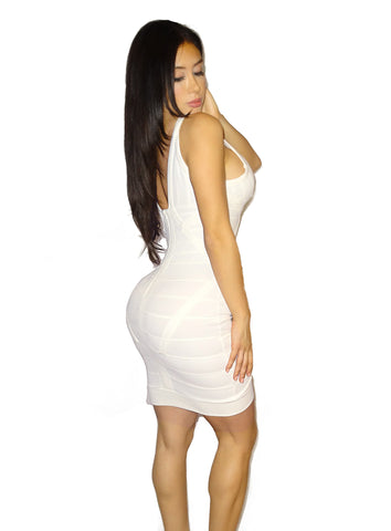 Vesta Bandage Dress