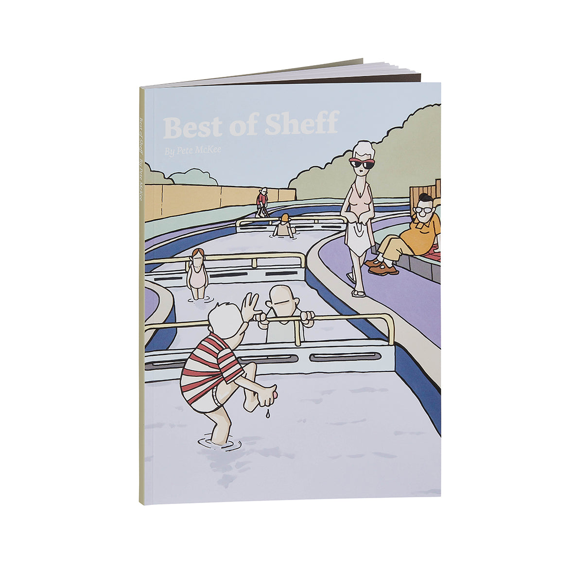 Best of Sheff Book