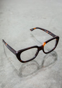 Gloria Optical Glasses in Tortoise
