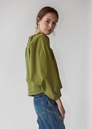 Sirena Top in Fern - SOLD OUT