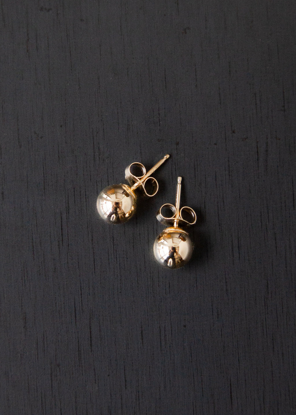 Spheres in 14k Gold