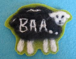 Felting Kit - Expressive Sheep