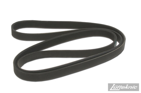 Accessory drive belt - Porsche 911 GT3 type 996 / 997.1, 2004-2008 w/o AC