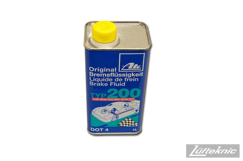 Brake fluid - ATE Type 200 Racing