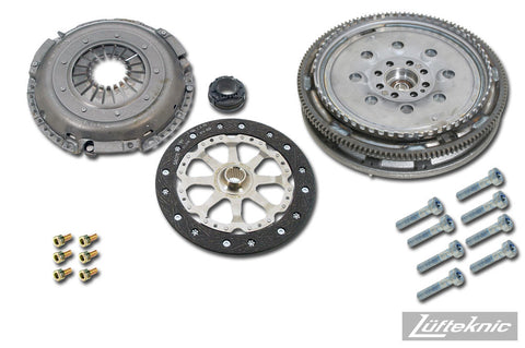 Clutch and flywheel kit - Porsche 911 type 996 3.4L, 1999-2001