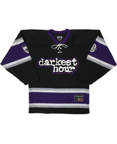 DARKEST HOUR 'PIT CREW' HOCKEY RAGLAN