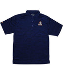 MAKING COCO 'ICON' hockey performance polo in vintage royal