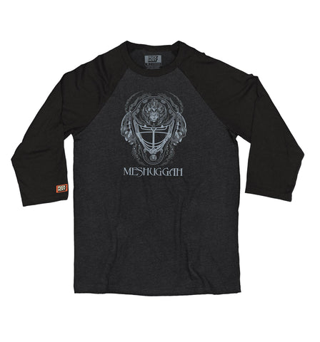 MESHUGGAH 'DO NOT LOOK DOWN' HOCKEY T-SHIRT