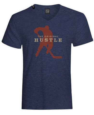 PUCK HCKY 'MITTENS' HOCKEY T-SHIRT