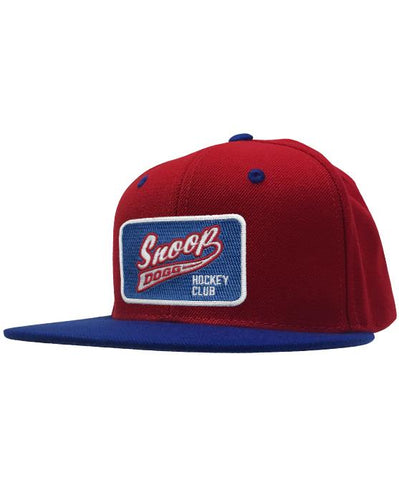 SNOOP DOGG 'GREATER ONE' MESH BACK HOCKEY CAP