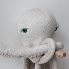 The Albino Octopus - Small