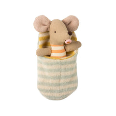 Baby Mouse in Sleeping Bag - MY size