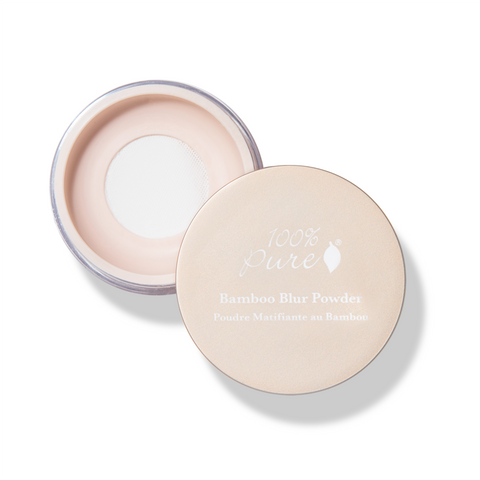 100% Pure Bamboo Blur Powder