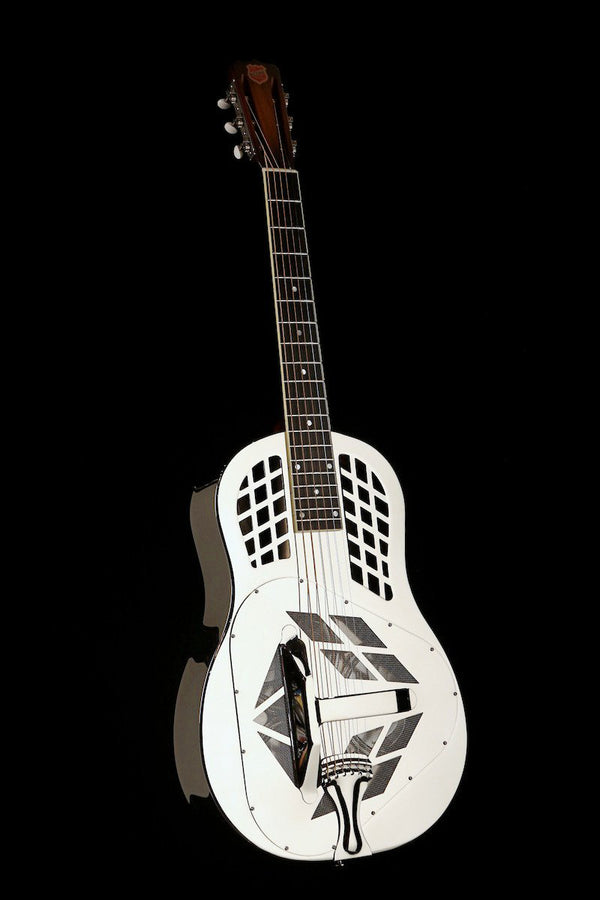 National Style 1 Tricone German silver Resonator Guitar