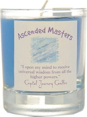 Ascended Masters and Guides Herbal Magic Filled Votive Holders