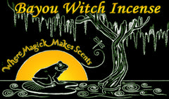 Bayou Witch Abundance Incense