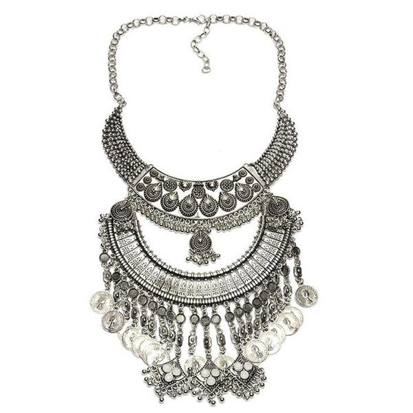 Eleuia Wish Tribal Necklace - Florence Scovel