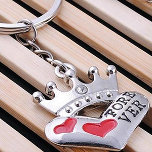 King and Queen Keychain - Florence Scovel - 2