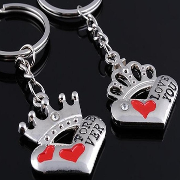 King and Queen Keychain - Florence Scovel - 1