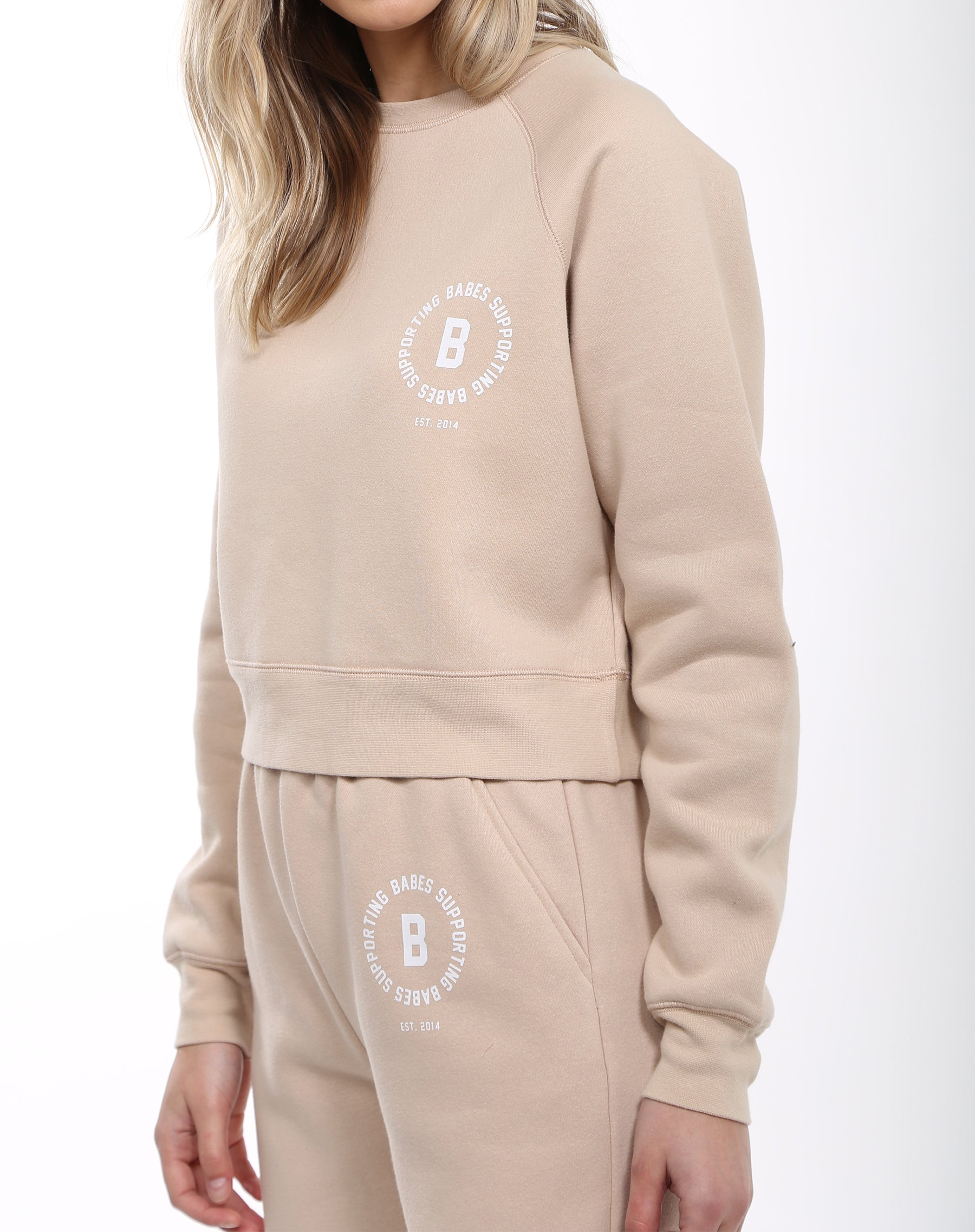 "The ""BABES SUPPORTING BABES"" Little Sister Crew 