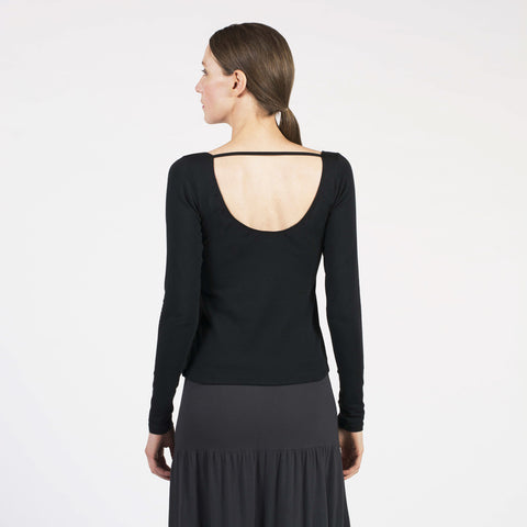 ballet l/s - I Want Sense, Sense Clothing, Sense Active Spa Travel Wear for Women, Senseclothing.com