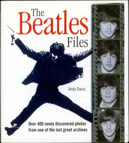 BEATLES FILES THE-ANDY DAVIS BOOK VG