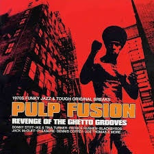 PULP FUSION-VARIOUS ARTISTS CD VG